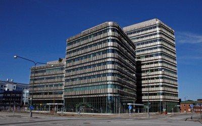 Malmö Högskolas nya flaggskepp Niagara