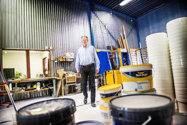 Lars Schöön uttalar sig i Sydsvenskan om sänkningen av Rotavdraget